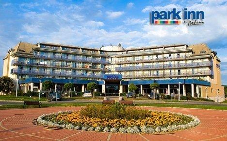 Park Inn **** Sárvár – TOP pobyt v lázeňském komplexu s polopenzí
