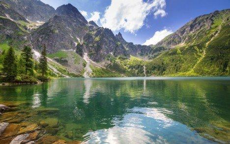 Vysoké Tatry i na léto v penzionu s polopenzí a slevou do Aquacity Poprad