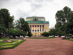 Eurovíkend Petrohrad