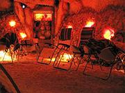 Polárium a solná jeskyně