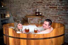 Víkend v pivních lázních Ostrava